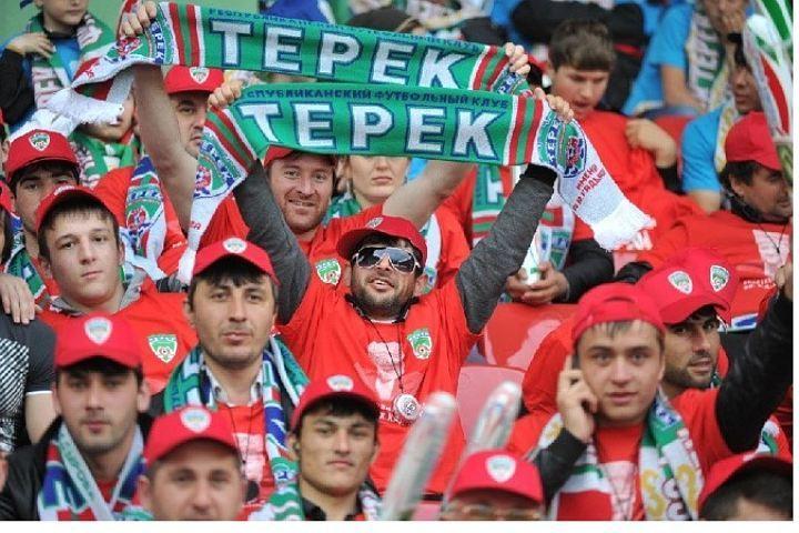 Матч между «Уралом» и «Тереком» не признан договорным