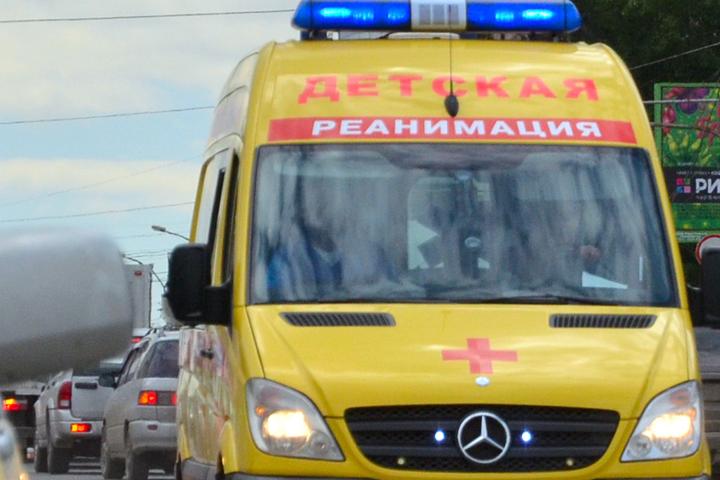 ВБрянске иностранная машина сбила на«зебре» восьмиклассника