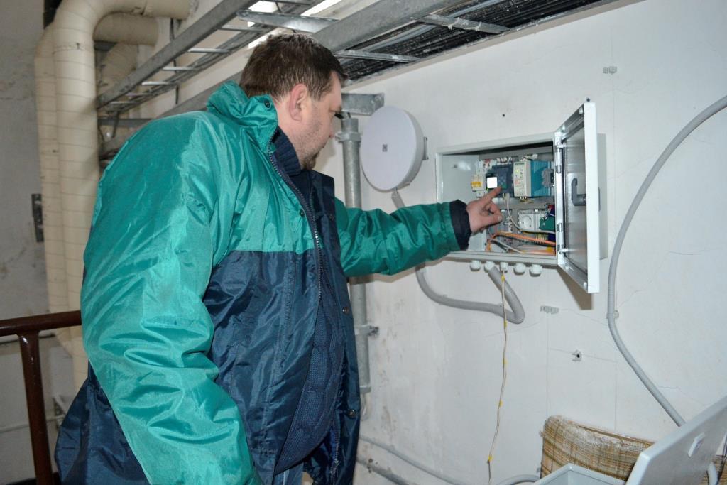 «Росводоканал Тверь» продолжает реконструкцию системы диспетчеризации.