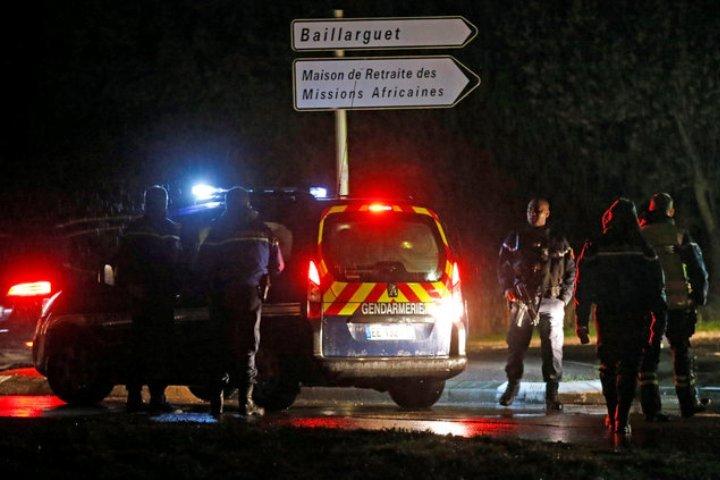 Полиция французского департамента Эро разыскивает преступника, напавшего на обитателей дома престарелых