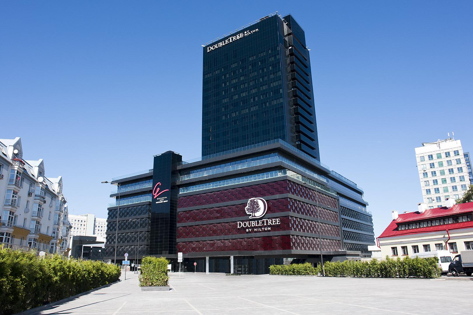 Отель DoubleTree by Hilton