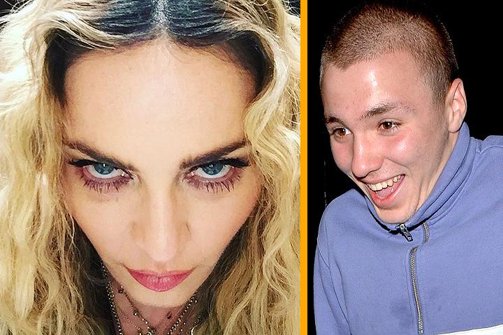 Когда в СМИ появилась информация об аресте сына, Мадонна очень жестко высказалась на этот счет.