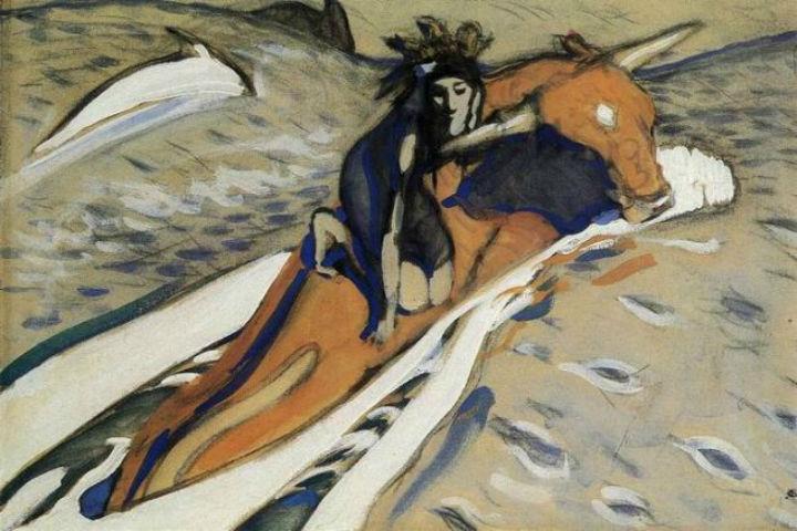 26 ноября на Нижегородской ярмарке открывается мультимедийная выставка картин Валентина Серова.