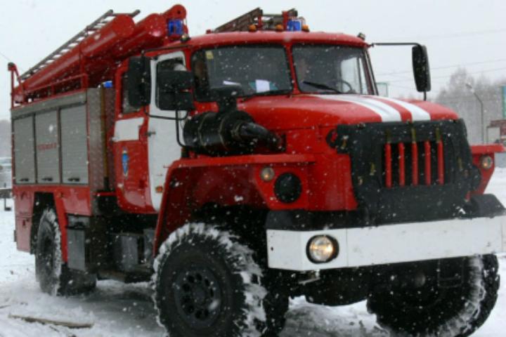 ВОмске иззагоревшейся школы-интерната эвакуировали 20 детей