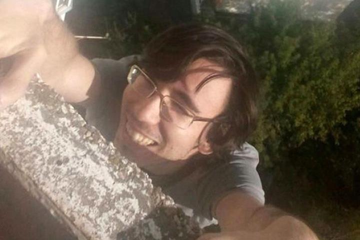 В последнее время 20-летний москвич Юрий Елисеев увлекался экстримом. Фото: ВКонтакте