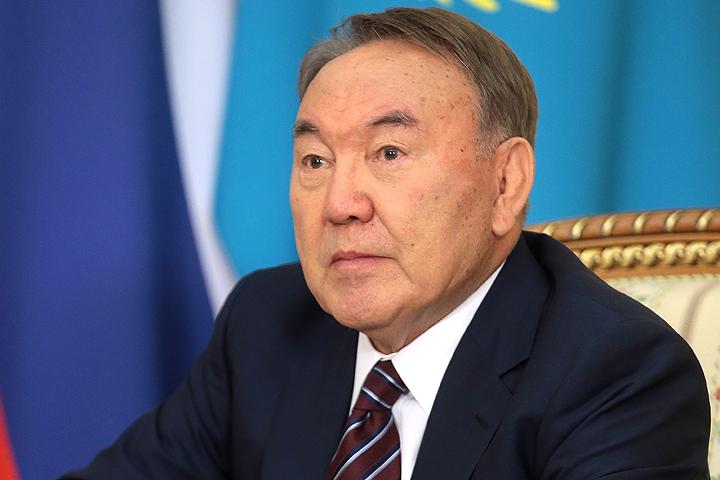 Президент Казахстана Нурсултан Назарбаев. ФОТО Михаил Метцель/ТАСС