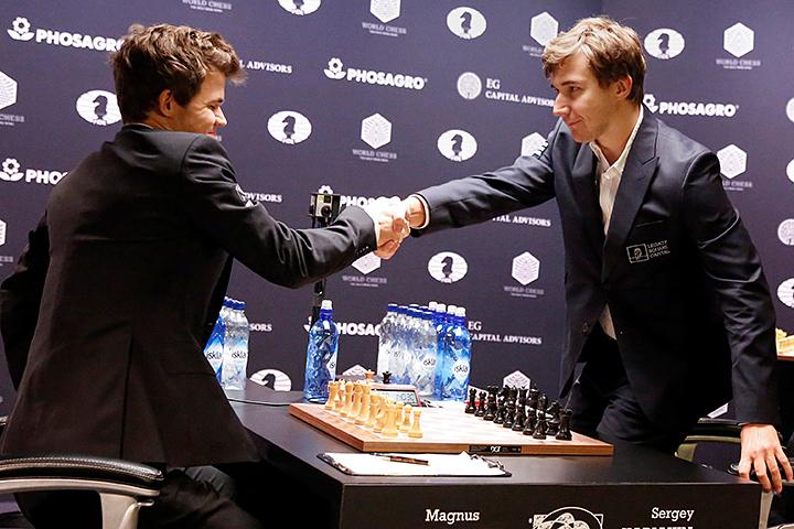 Чемпион мира по шахматам определится на предстоящем тай-брейке