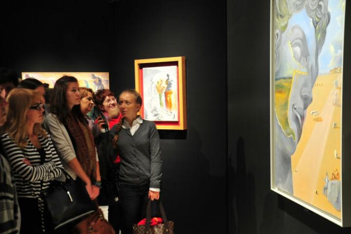 Иркутяне смогут увидеть великие произведения со 2 декабря по 22 января.