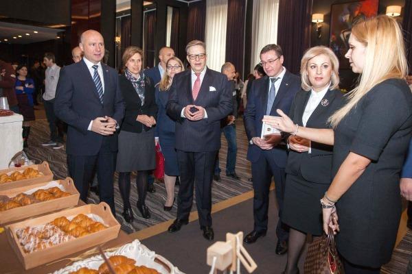 Проект Европа для Молдовы