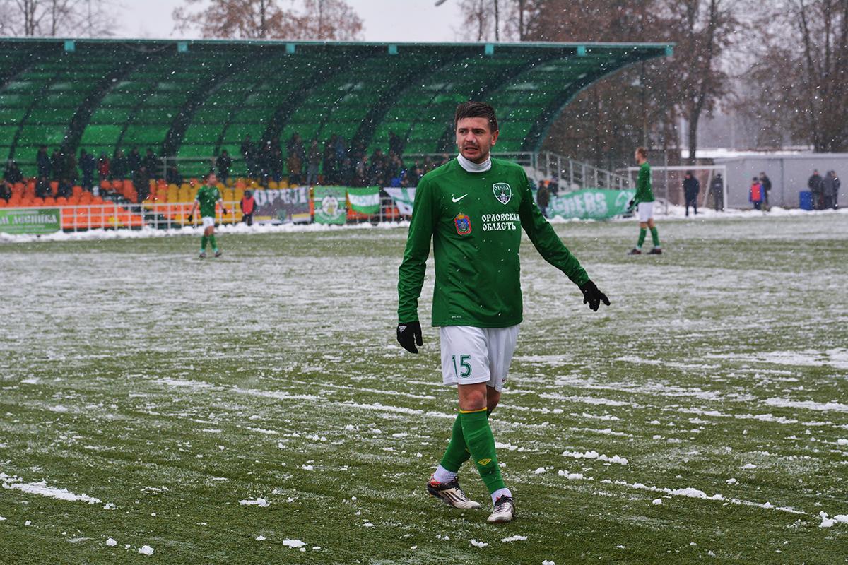 ФК «Орел» урезали бюджет