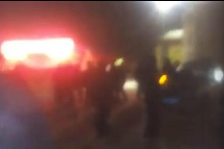 ВУфе водителей такси разнимали стражи порядка
