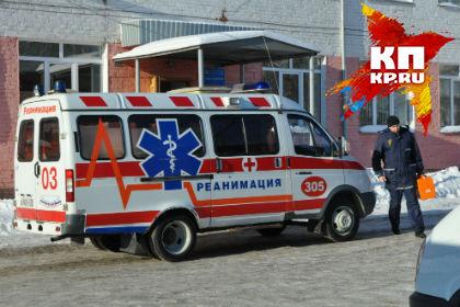 Силовики заинтересовались омским автобусом, якобы протащившим женщину подороге