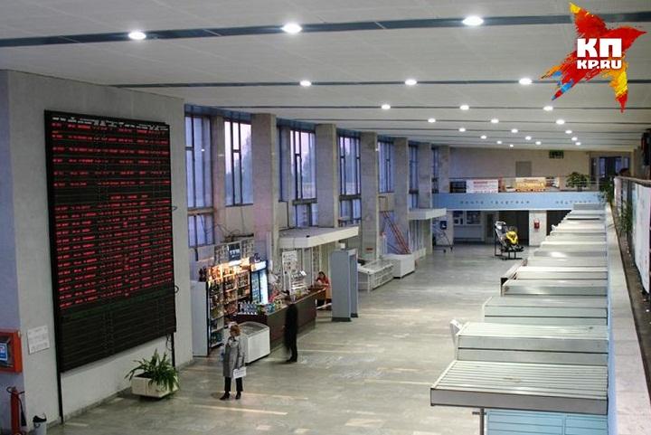 Удмуртия получит 1,5 млрд. нареконструкцию аэропорта