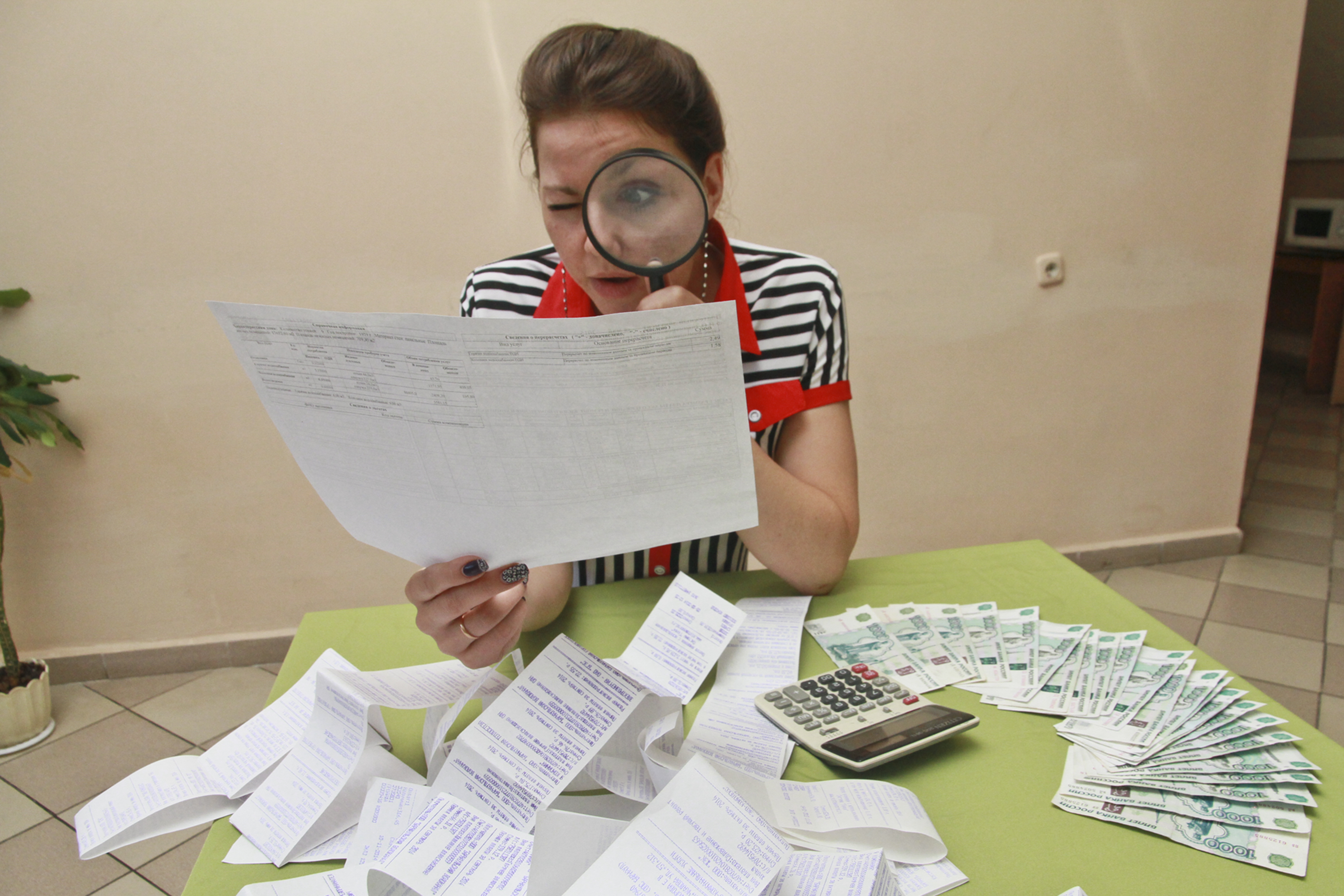 ВРостовской области тарифы ЖКХ в 2017-ом году возрастут на5,5%