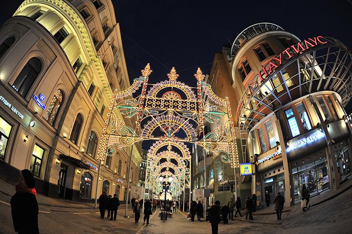 Впрограмму фестиваля «Путешествие вРождество» включили неменее 30 бесплатных экскурсий