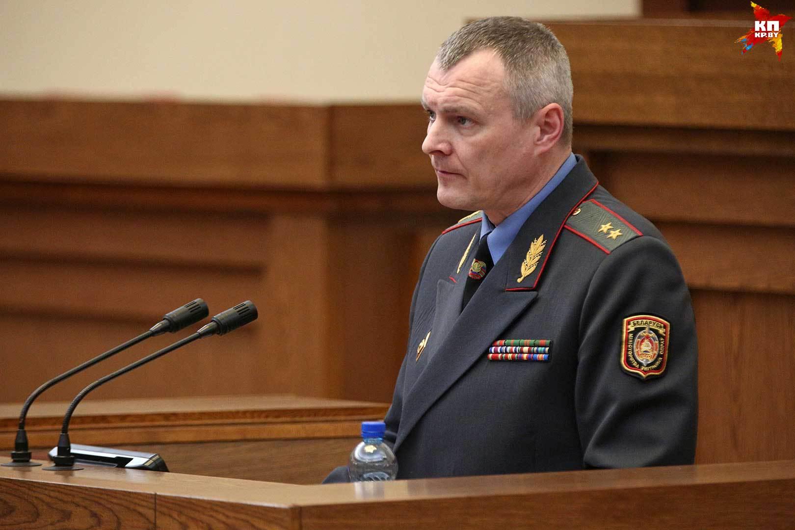Руководитель МВД Белоруссии: Пройду полиграф, если работодатель посчитает нужным