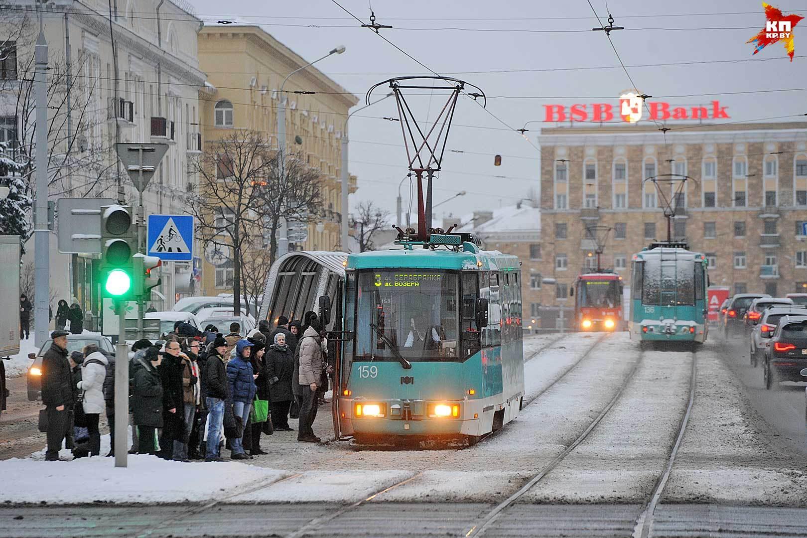 ВМинске проезд вобщественном транспорте может подорожать доконца года