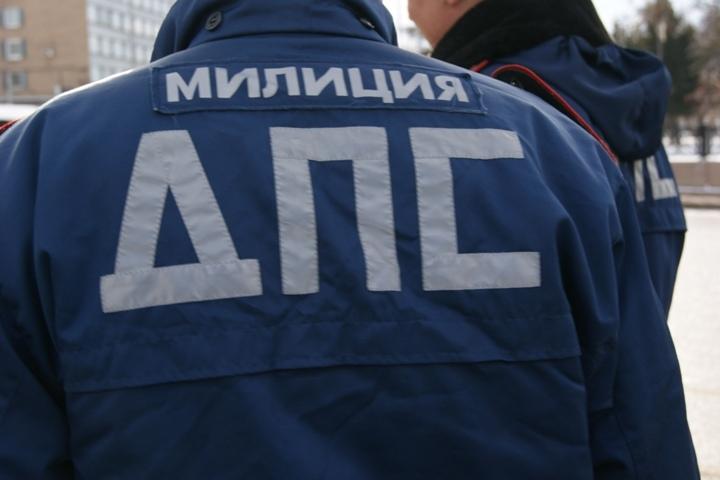 Водитель, сбивший сотрудника ГИБДД вИркутске, был нетрезв