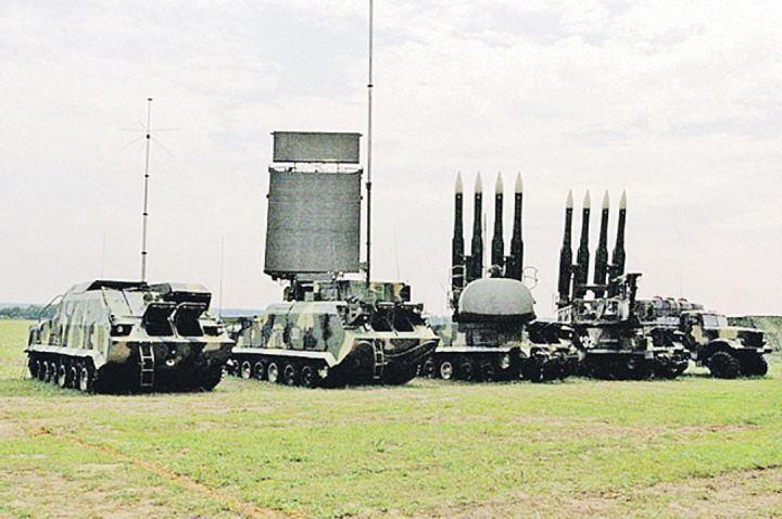 НаКубани заступила надежурство ракетная бригада, вооруженная «Буками»