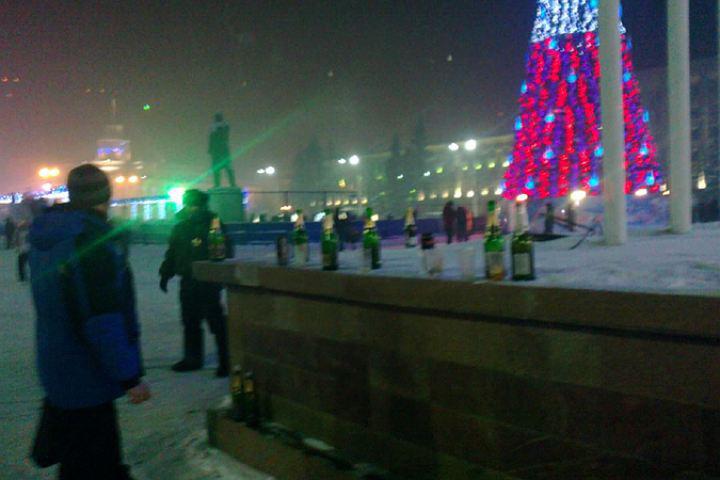 Вновогодние праздники кемеровчан будут охранять около 2-х тыс. полицейских