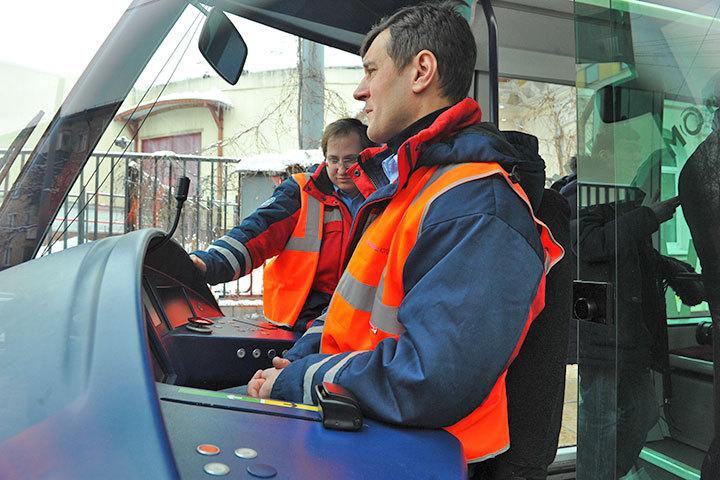 ВСамару в 2017 привезут новые усть-катавские трамваи