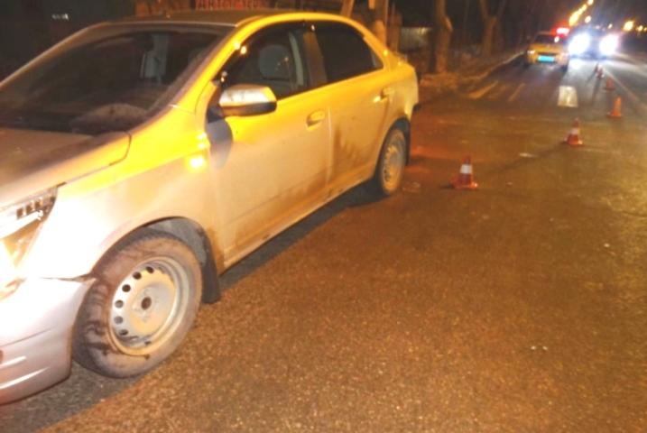ВАстрахани шофёр иномарки сбил 10-летнюю девочку