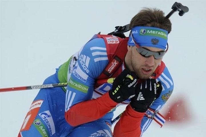 Биатлонист Малышко одержал победу спринт на«Ижевской винтовке»