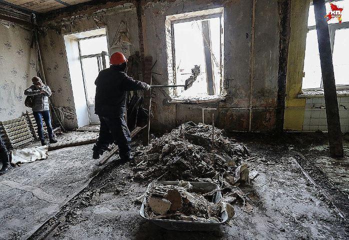 Оглашен вердикт поуголовному делу опожаре наулице Пушкина