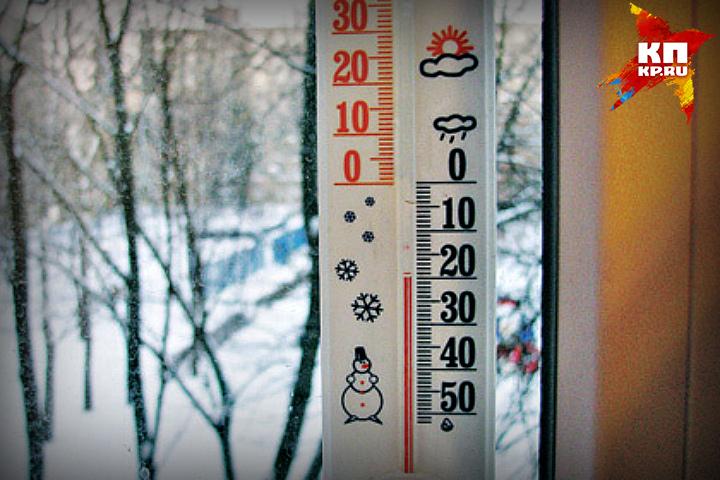 ВМурманской области похолодает кое-где доминус 25 градусов