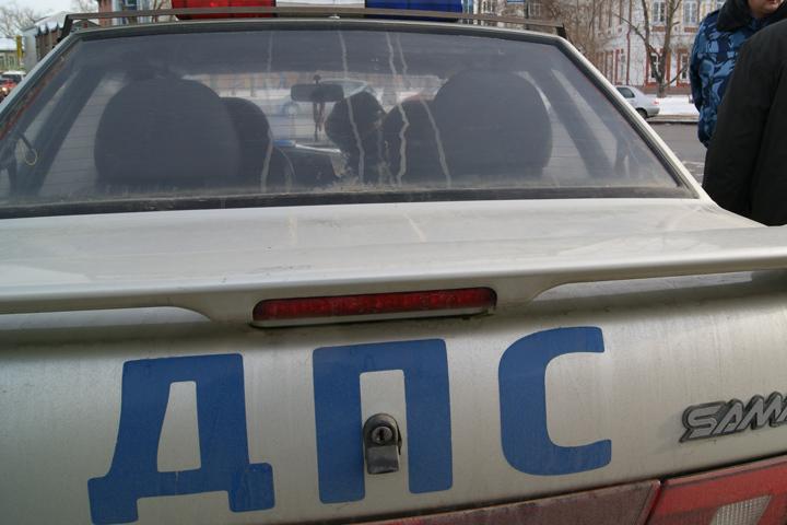 Два человека пострадали при столкновении джипа савтобусом №28р вИркутске