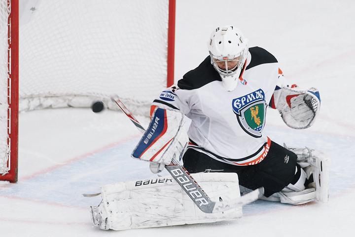 Ангарский «Ермак» дома по буллитам проиграл «Спутнику». Фото: официальный сайт Высшей хоккейной лиги.