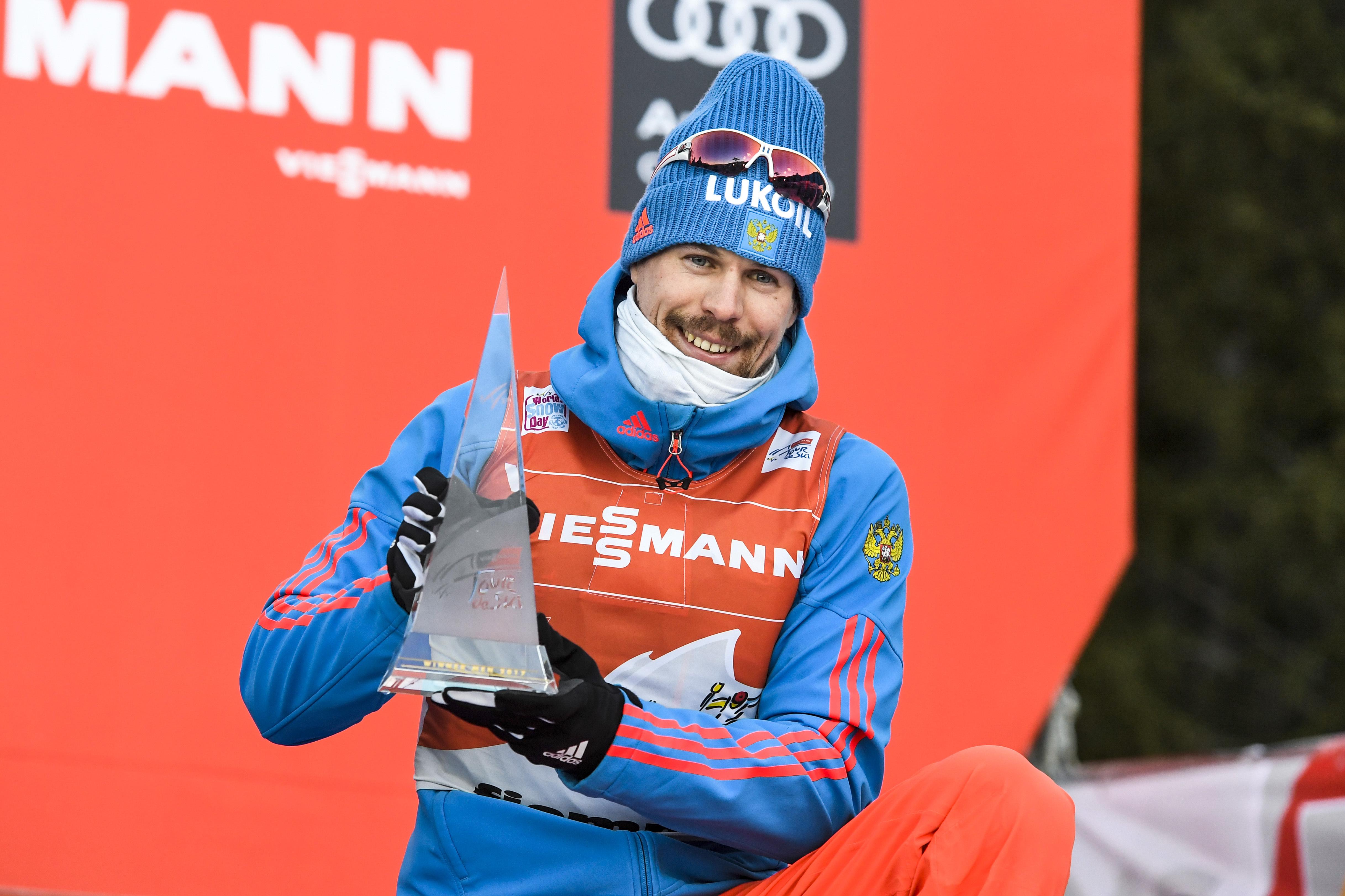 Сергей Устюгов одержал победу многодневку «Тур деСки»