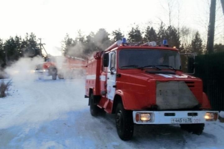 Двое человек погибли за сутки на пожарах в Иркутской области