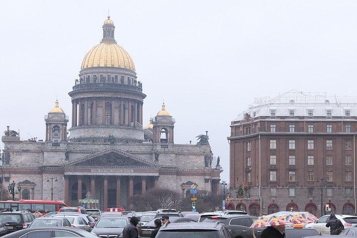 Исаакиевский собор передадут РПЦ