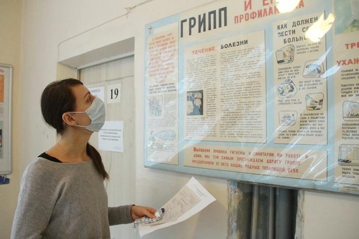 Томские клиники подготовили 450 кроватей для лечения больных сгриппом иОРВИ