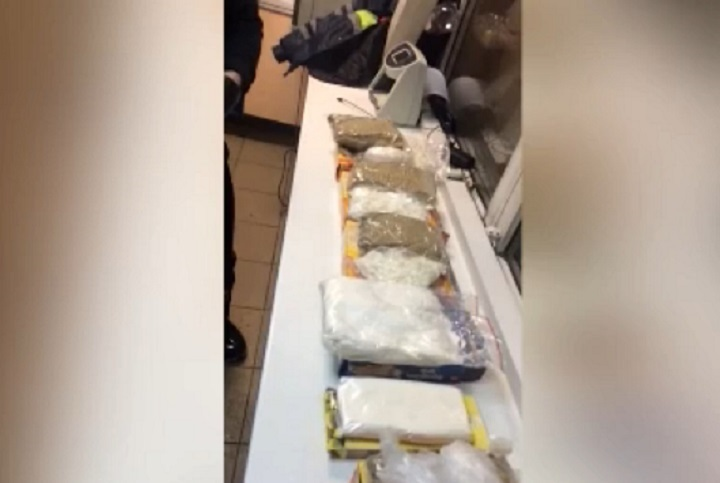 ВКазани схвачен москвич, перевозивший 2,5кг«синтетики»