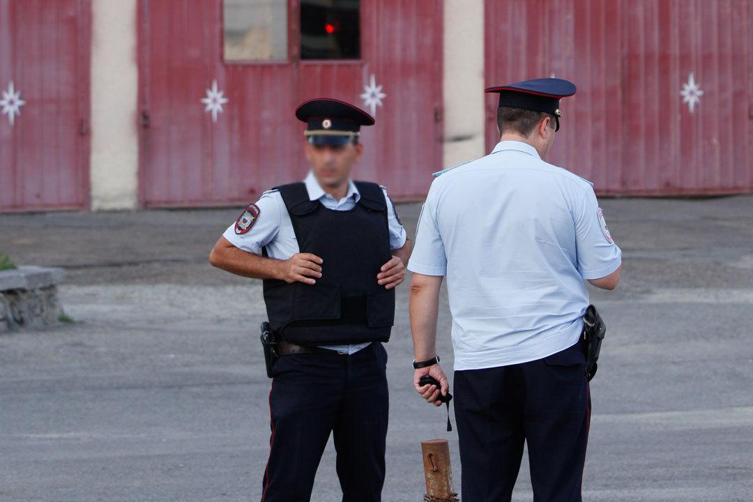 Тело полицейского отыскали наберегу реки вСеверной Осетии