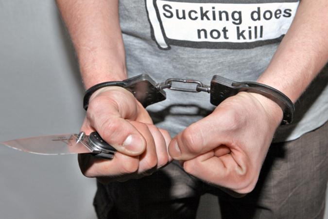Обвиняемый задержан и заключен под стражу