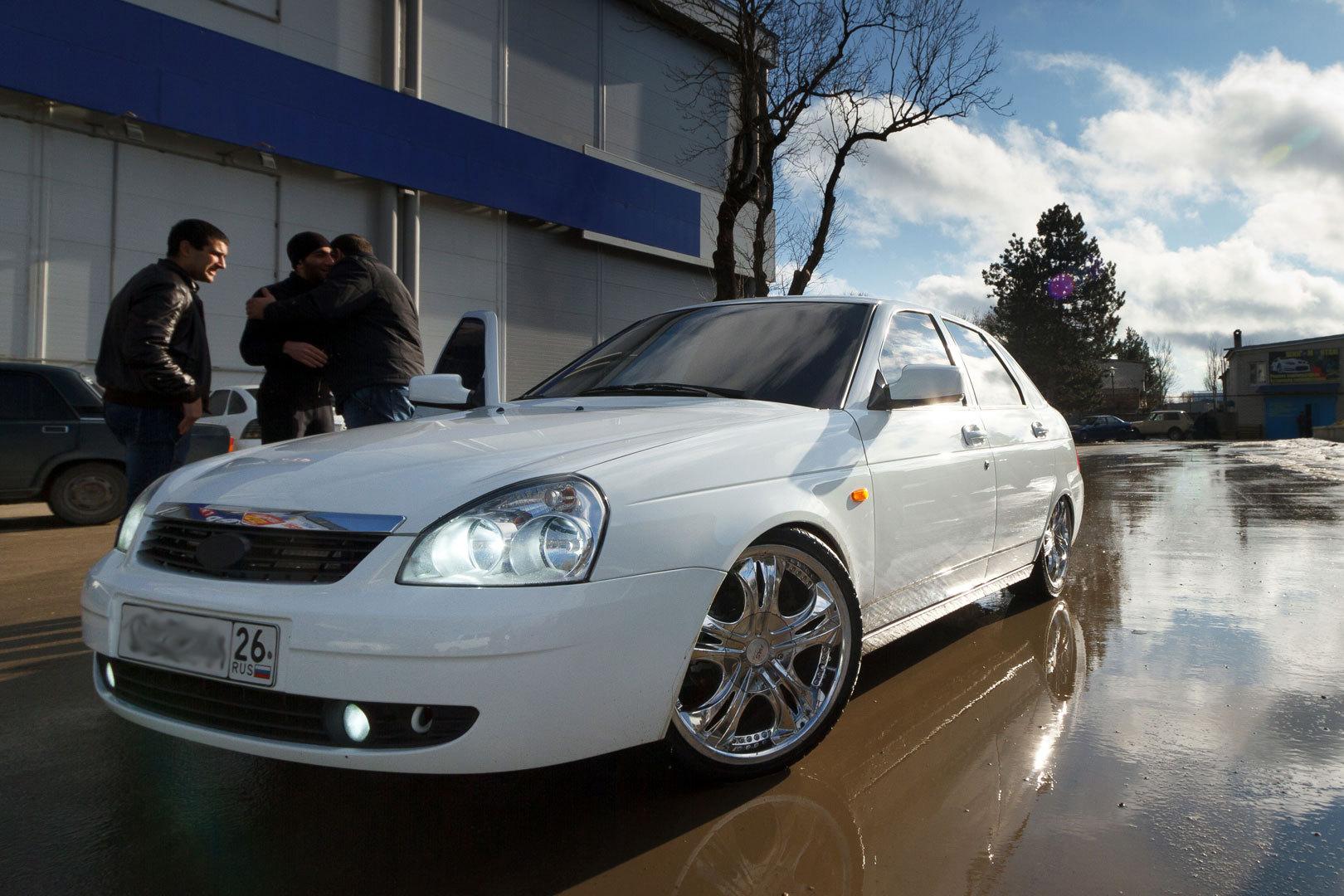НаСеверном Кавказе предпочитают отечественный автопром