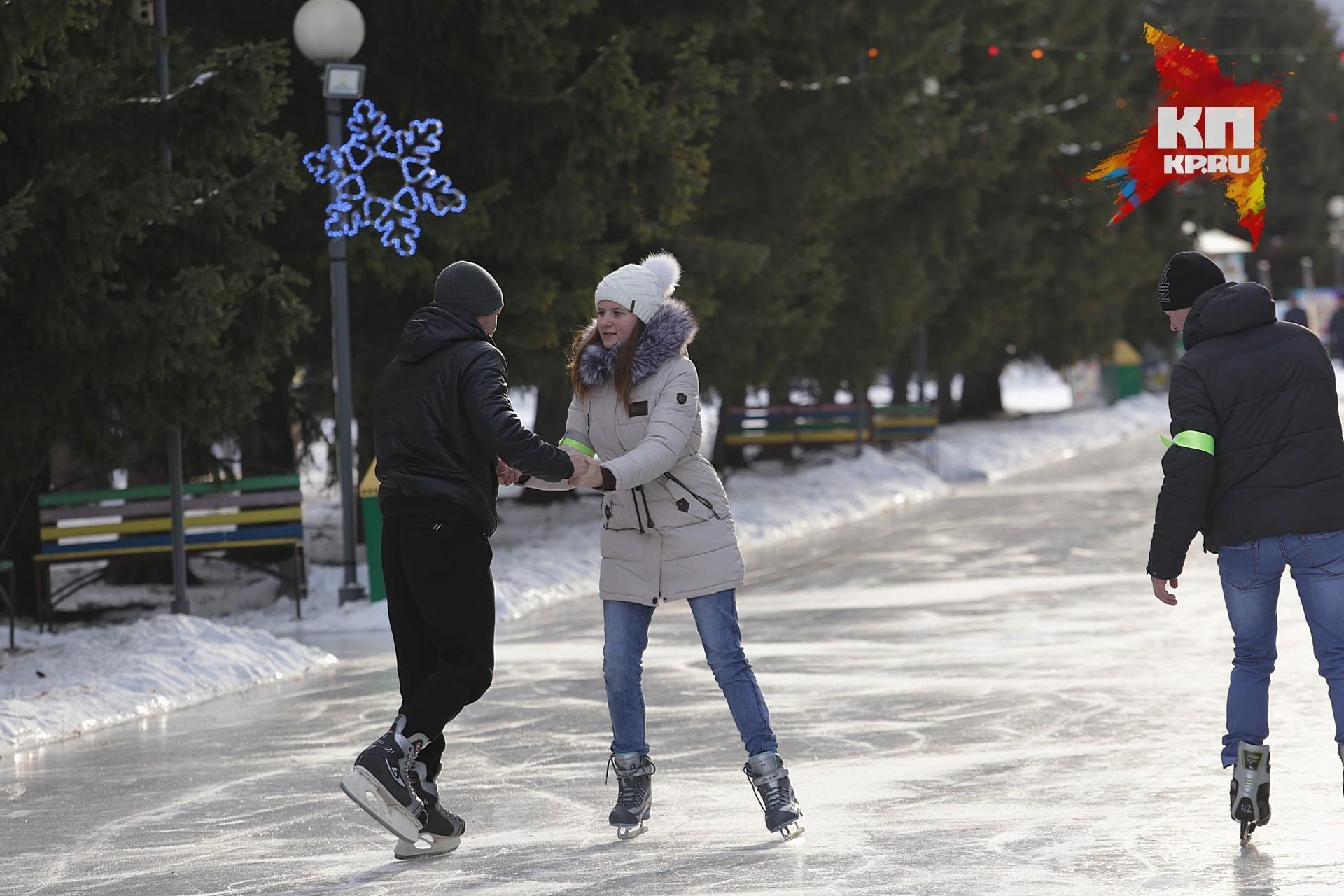 ВБарановичах с26января резко похолодает