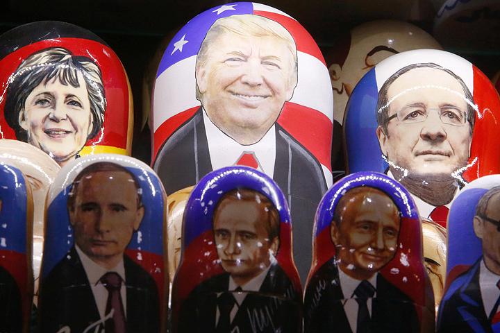 Намечающееся налаживание отношений между Москвой и новым президентом США не устраивает российскую оппозицию.