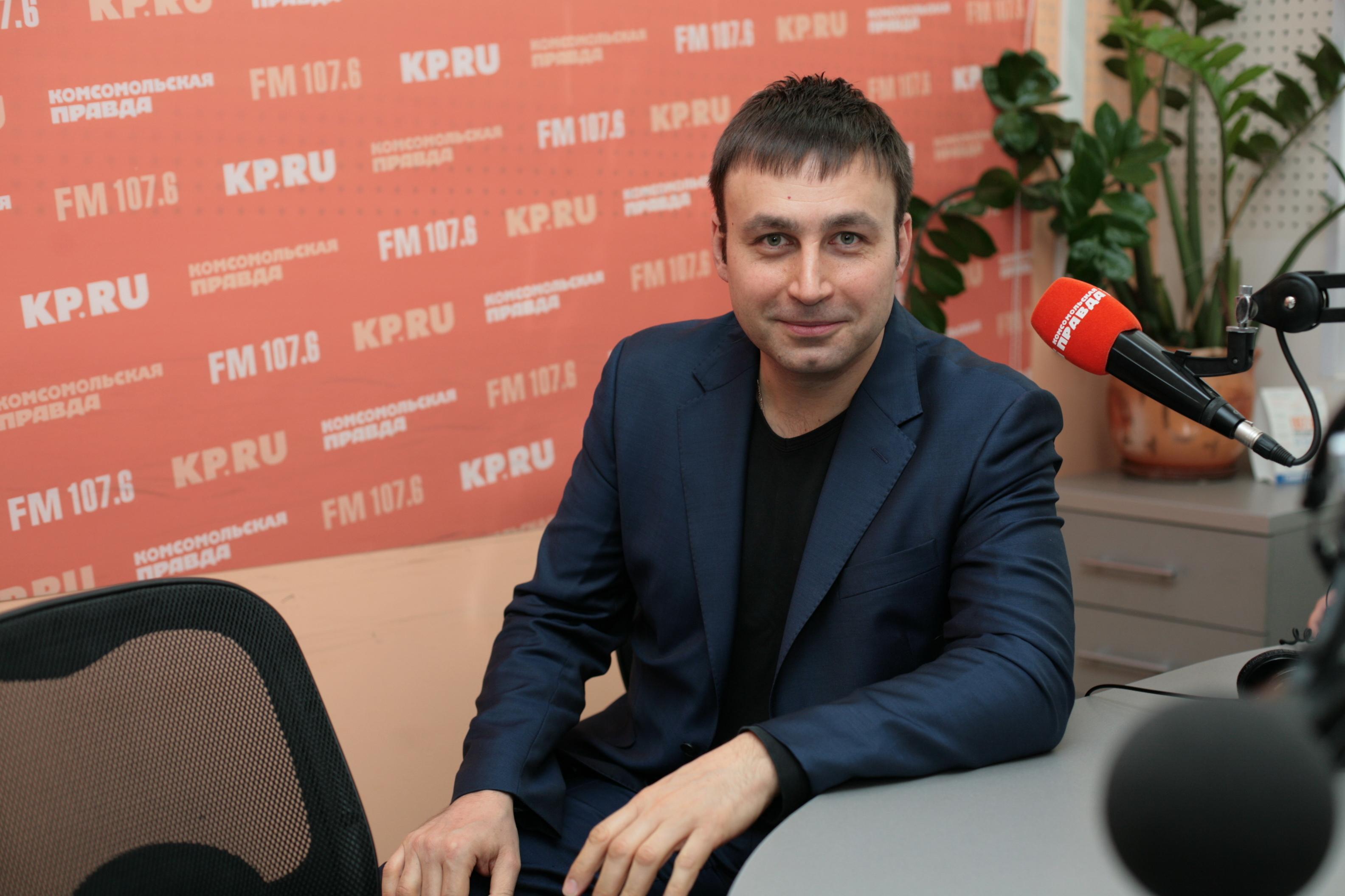 Баритон Владислав Косарев