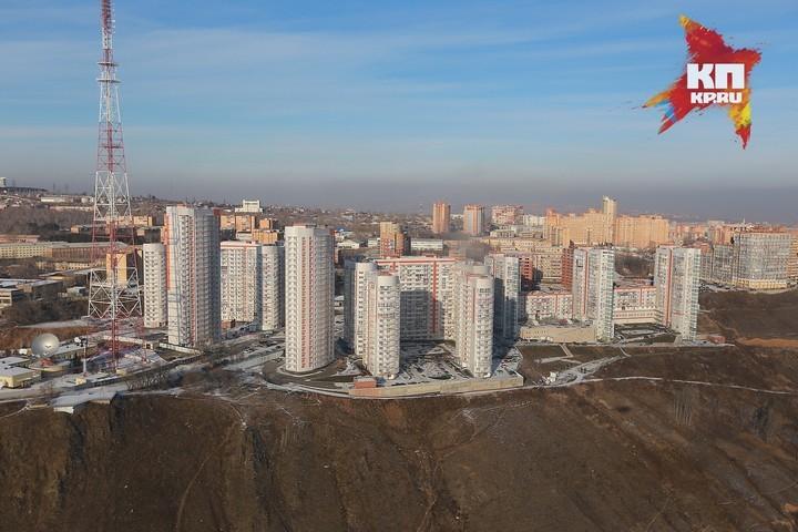 Квадратный метр жилья вКрасноярске в заключительном квартале предыдущего года еще упал вцене