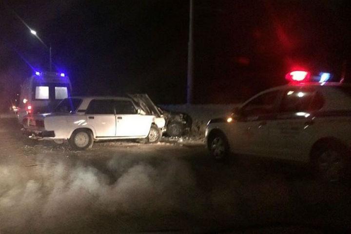 ВУфе вДТП стремя машинами ранены две женщины