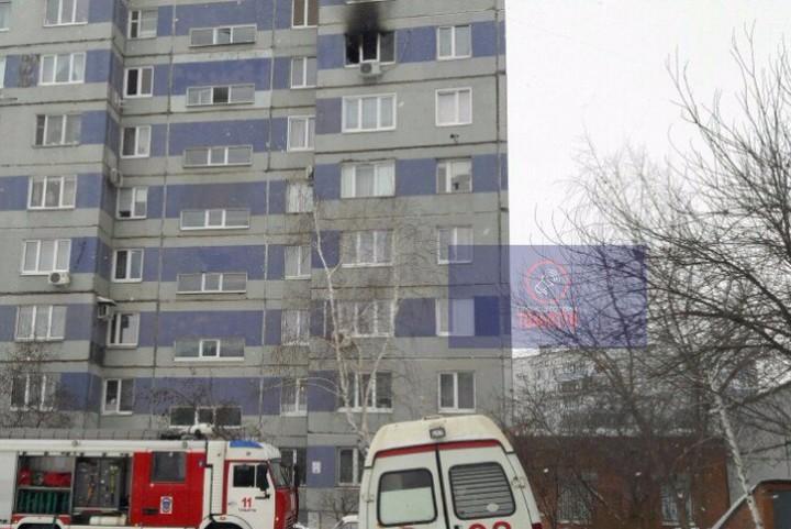 ВТольятти спасли отравившихся угарных газом впожаре 2 человек