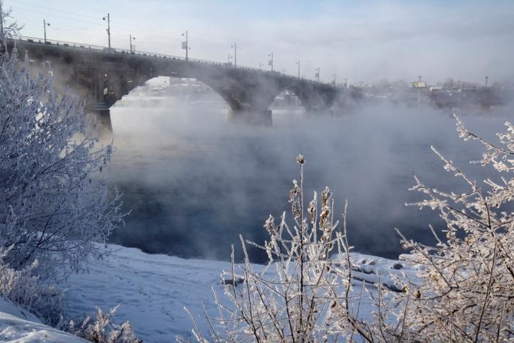 20-градусные морозы возвратятся в российскую столицу всамом начале следующей недели