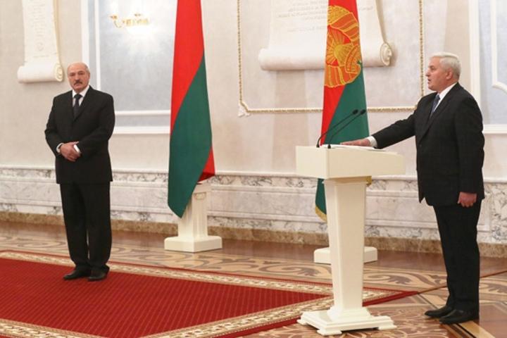 «Главным инспектором» поправам человека должен быть президент— Лукашенко