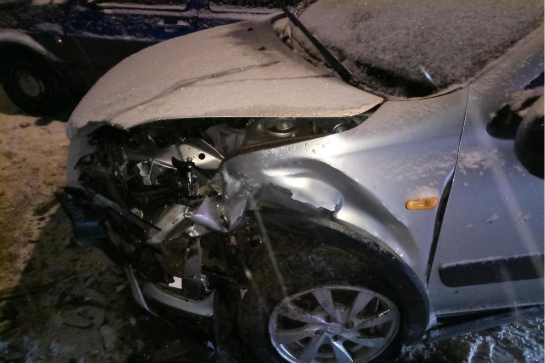 ВКоминтерне столкнулись 3 машины: пострадал 4-летний ребёнок
