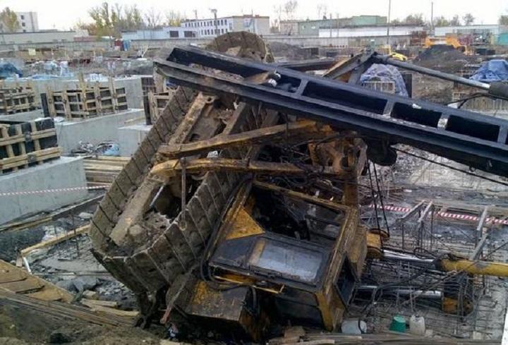 ВКазани осудят прораба за смерть рабочего при опрокидывании сваебойной машины