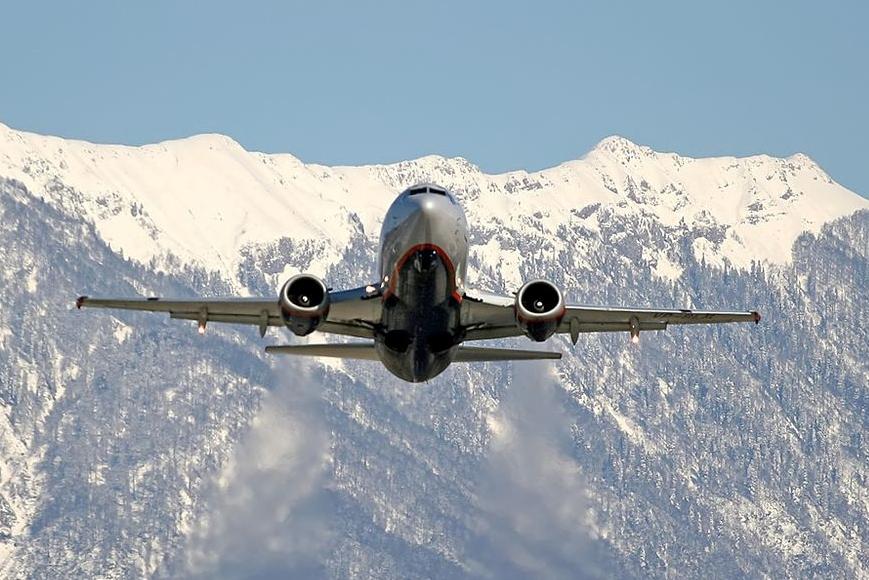 Летим напрямую: Аэропорт Сочи принял 1-ый туристический рейс изБерлина